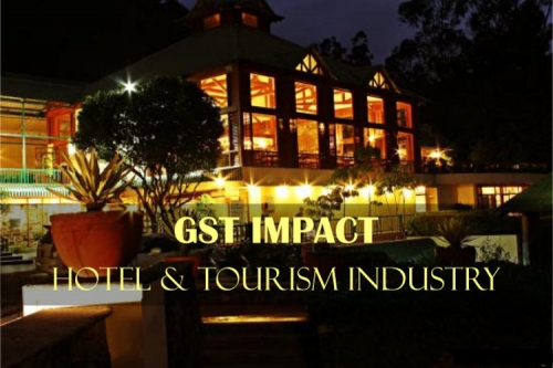 GST Impact On Tourism Industry
