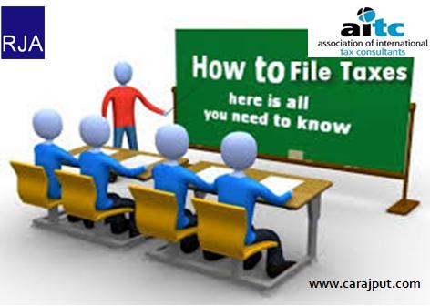 www.carajput.com;Income Tax