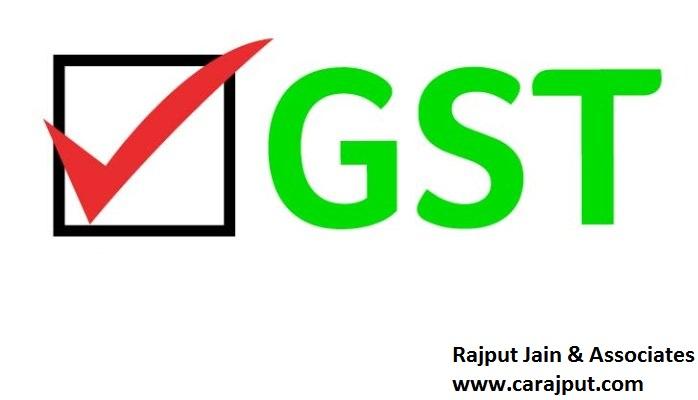 www.carajput.com; FAQ on GST