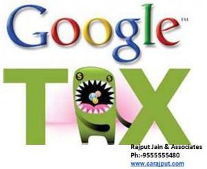 www.carajput.com; Google Tax