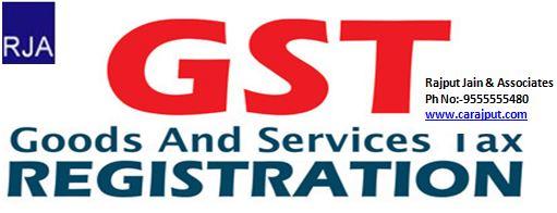 www.carajput.com;GST Registration