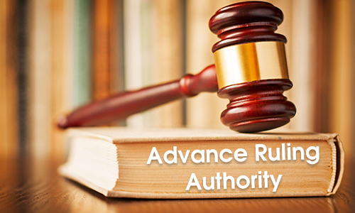 www.carajput.com; Advance rulling authority