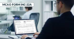 www.carajput.com;MCA E-FORM INC_22A