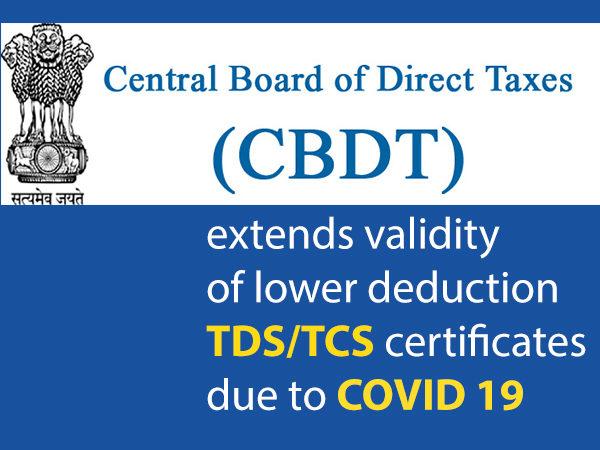 www.carajput.com;CBDT; TDS Certificate