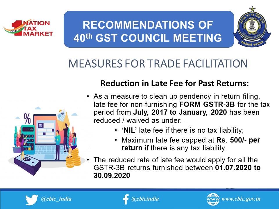 www.carajput.com;GST 40th Council meeting