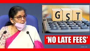 www.carajput.com;GST No late Fees
