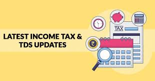 www.carajput.com;Income TAX and TDS Update