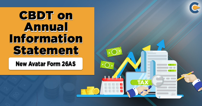 www.carajput.com; CBDT new Form 26AS