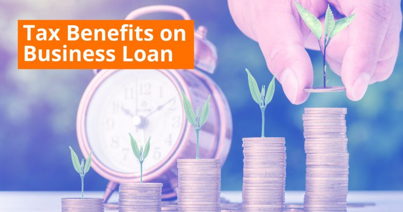 www.carajput.com;Tax Benefits on Business Loan