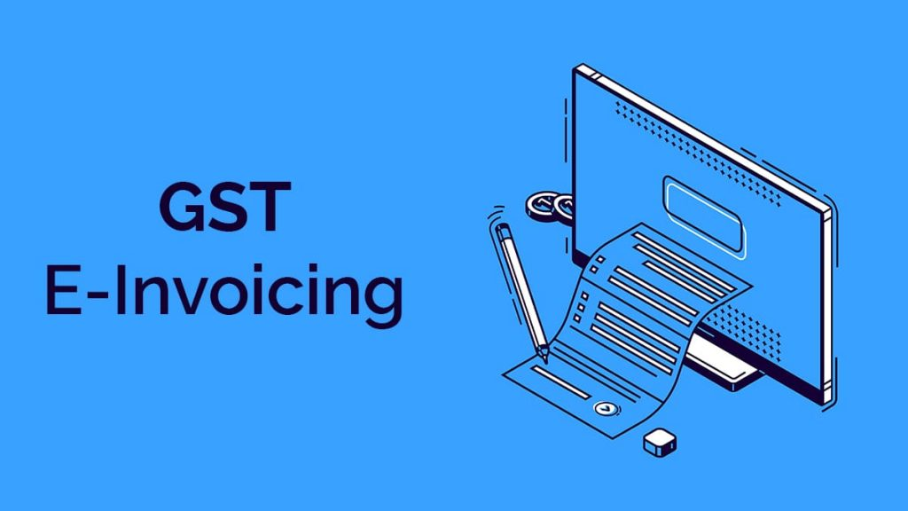 www.carajput.com; GST E-Invoicing