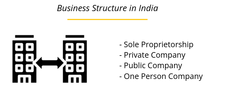 www.carajput.com; Business structure in India