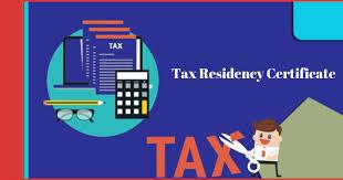 www.carajput.com; Tax Residency Certificate